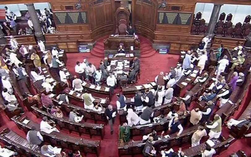 Rajya Sabha adjourned till March 11