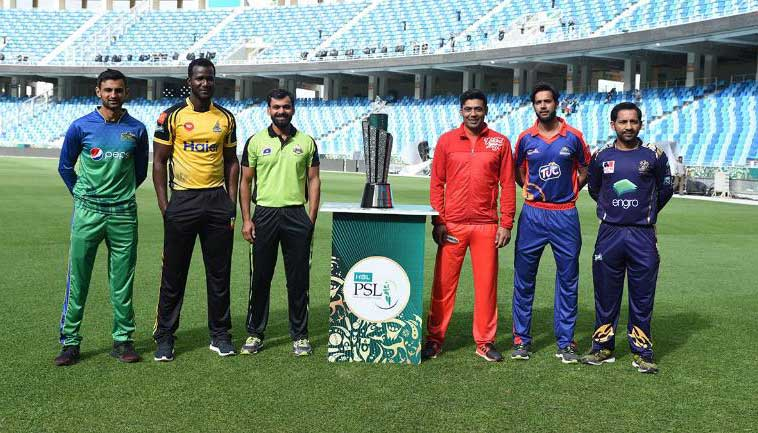Pakistan Super League(PSL)