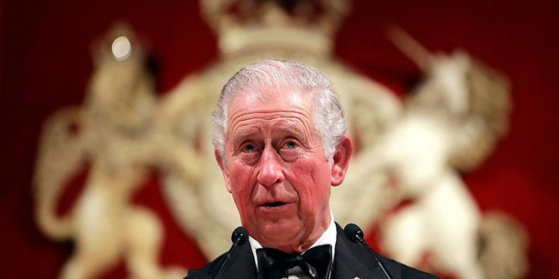 Prince Charles of Britain found infected with Corona