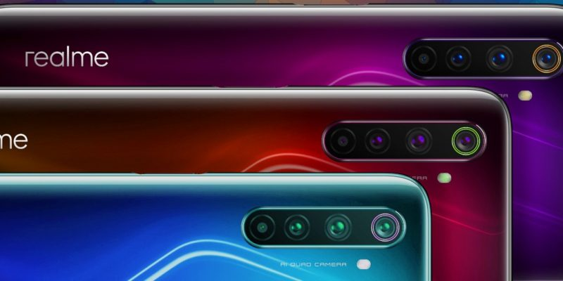 Realme 6 Gets Official with 90Hz LCD Display & MediaTek Helio G90T SoC