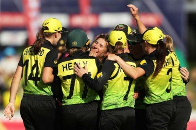 SA vs Aus Women's T20 WC