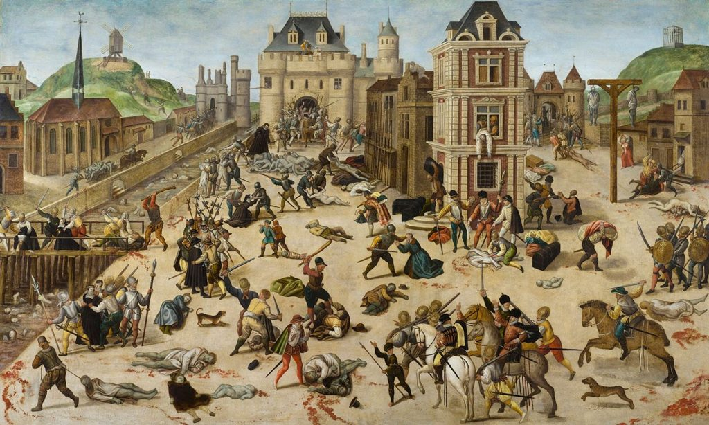 Top 10 Deadliest Wars Of All Time: The Battle of Saint-Michail
