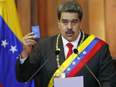 Venezuelan President Maduro appealed to all women to have six children, know why