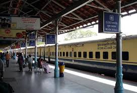 Coronavirus on Indian Railways