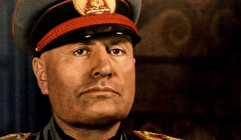 14 most cruel dictators Benito-Mussolini