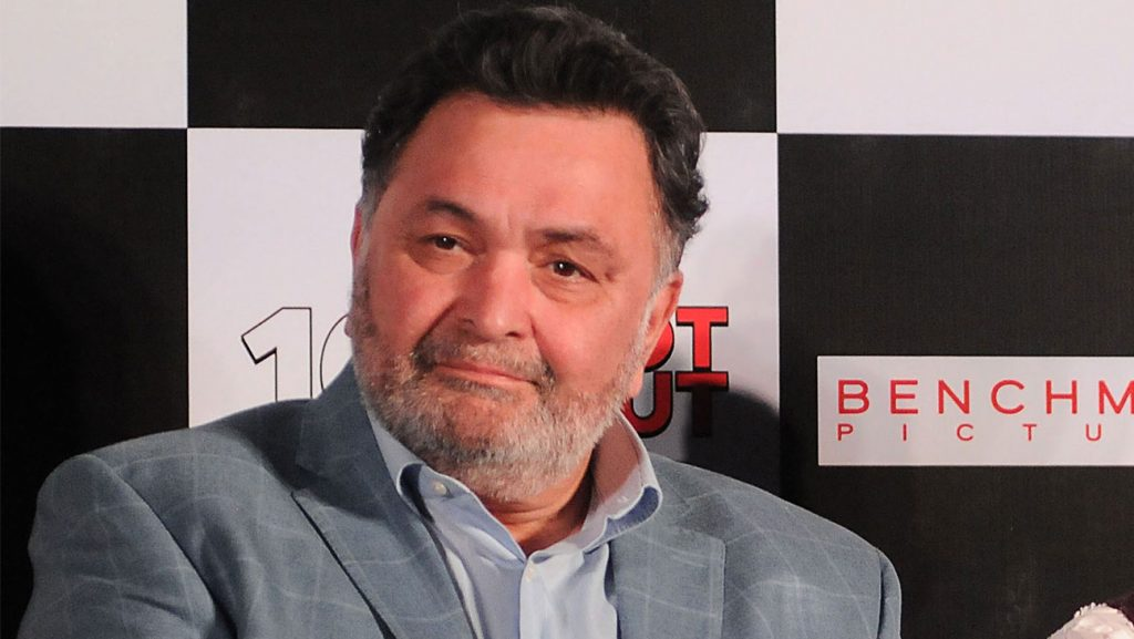 Rishi Kapoor Is No More
