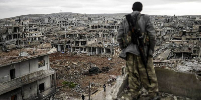 Everything about Syria: The story of the conflict
