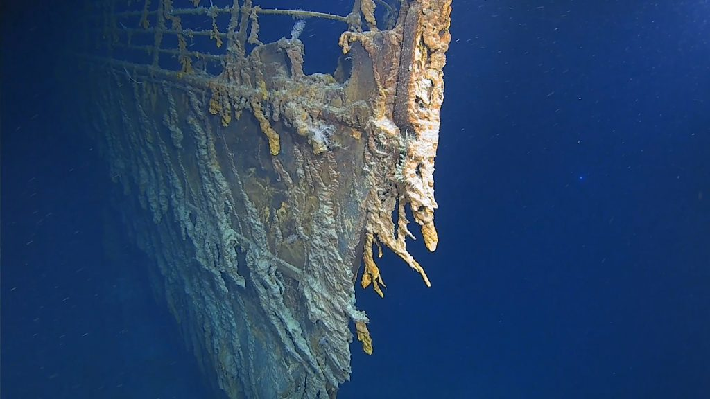Titanic secrets and little-known facts