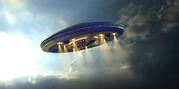 UFOs In America