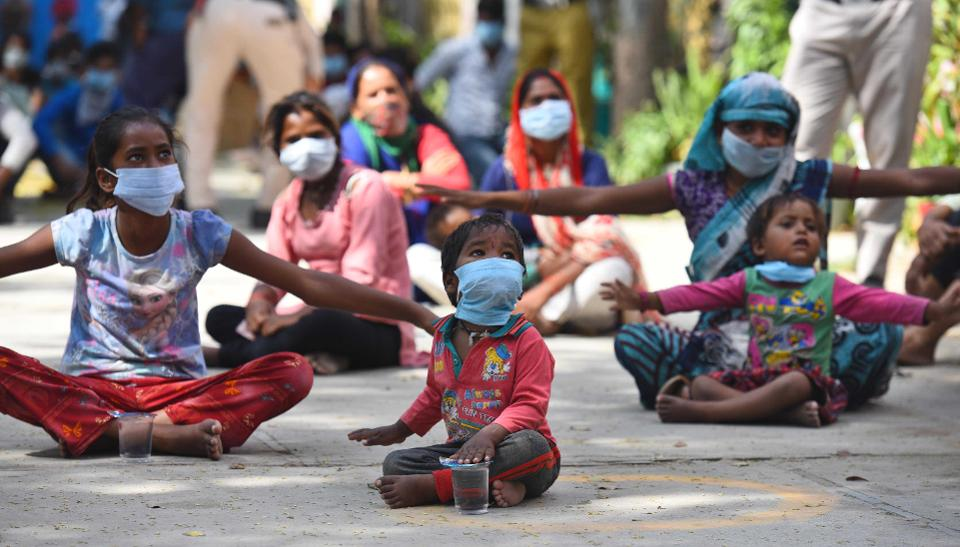 Over 4 Lakh Children May Die in South Asia