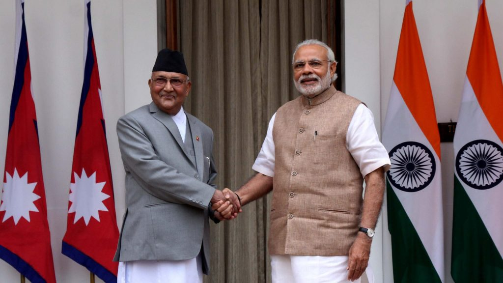 India and Nepal  Slow-Motion Border Dispute: Nepal sent a force to the border, said - will not leave even an inch of land