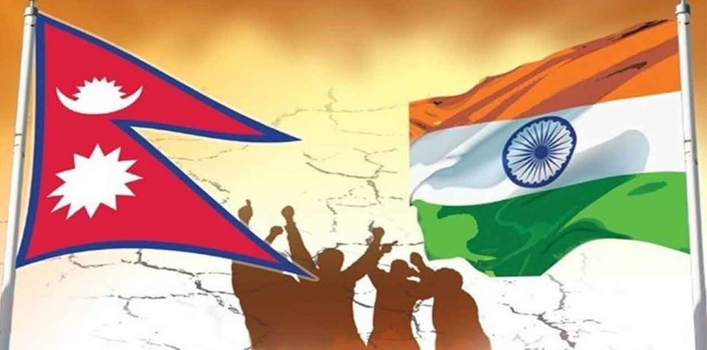 India and Nepal  Slow-Motion Border Dispute