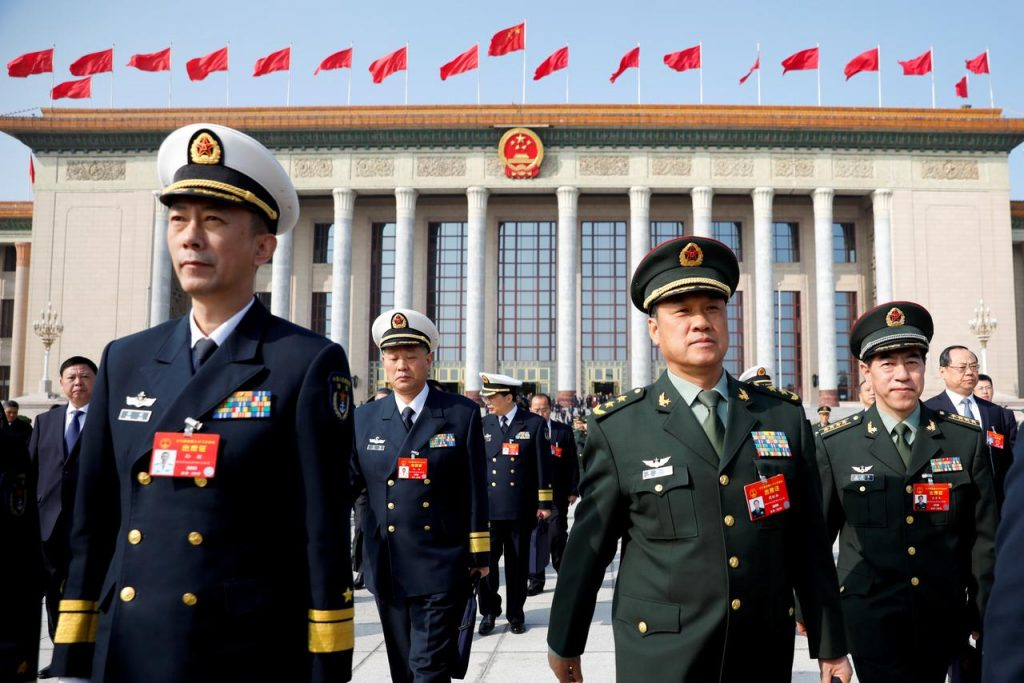 China increases its defense budget amid the Coronavirus epidemic