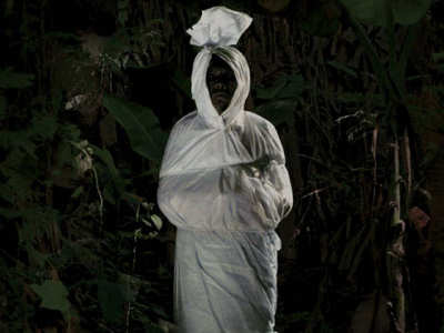 Indonesian village recruits ghosts