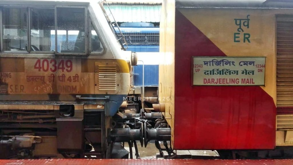 1st 'Special' Train With Migrant Workers