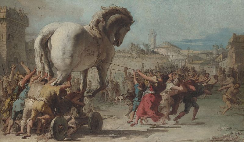 The Real Story of the Trojan War