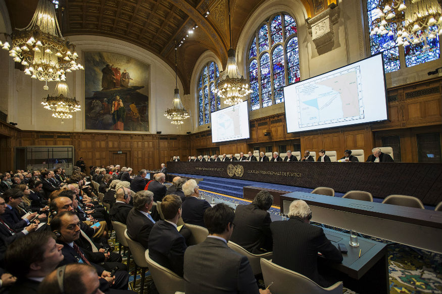 The case for taking China to ICJ