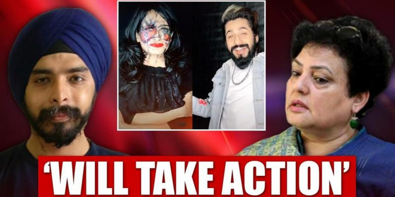 TikToker Faisal Siddiqui accused of promoting an acid attack