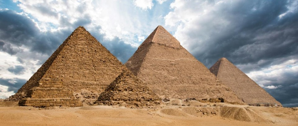 Uncovering the ancient secrets of the Egyptian Pyramid