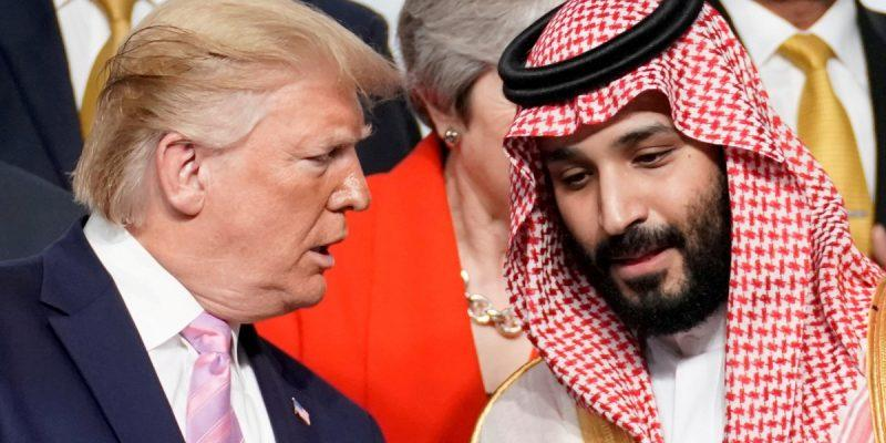 United States withdrawal from Saudi Arabia