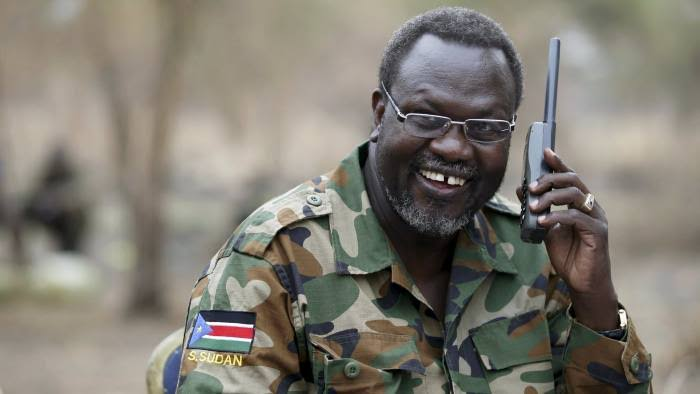 Vice President of South Sudan and his wife found Corona positive