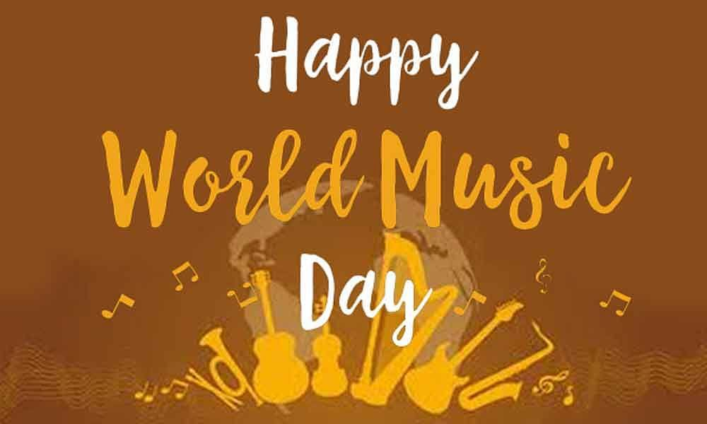 World Music Day 2020 Quotes Wishes Images Wallpapers Messages, & WhatsApp Video Status