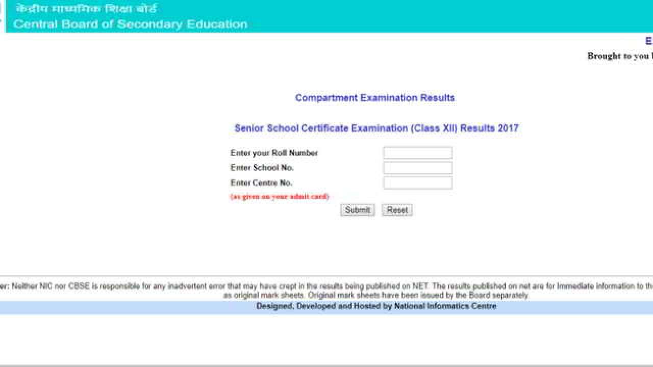 CBSE Board Result 2020: Class 10th & 12th CBSE Result