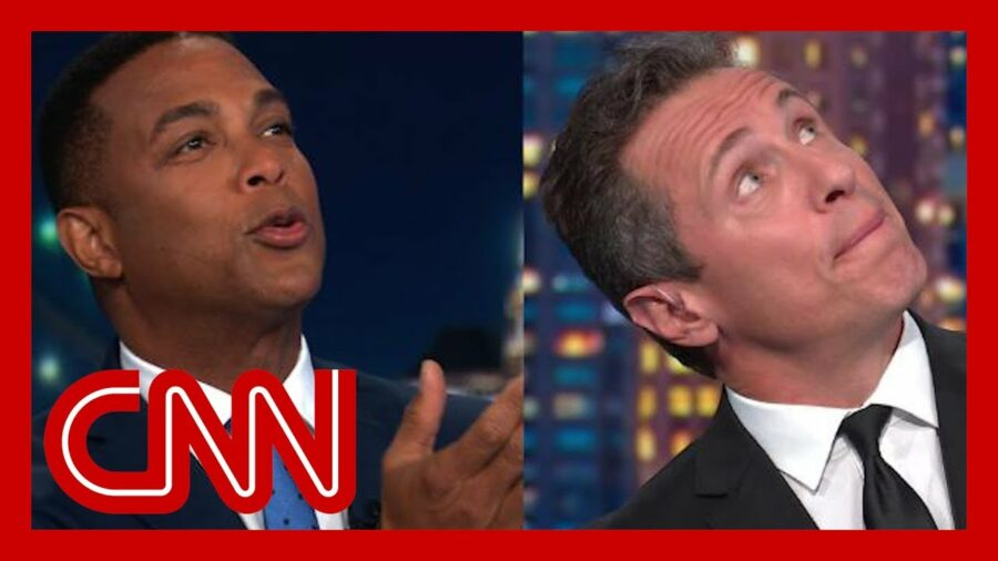 Chris Cuomo Laughs on Air at Donald Trump Campaign