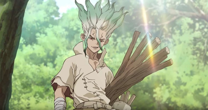 Dr. Stone Chapter 154
