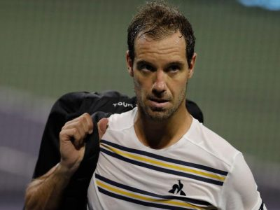 Gasquet Says 'hard' To See US Open Going Ahead