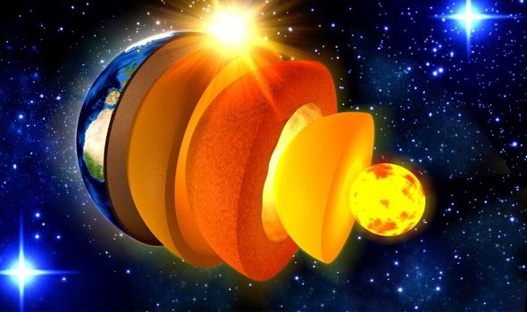 The mystery of Earth: UNEXPECTED structures found near the core of the Earth