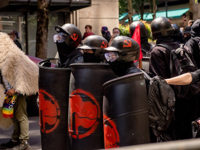 What is Antifa terrorist organization