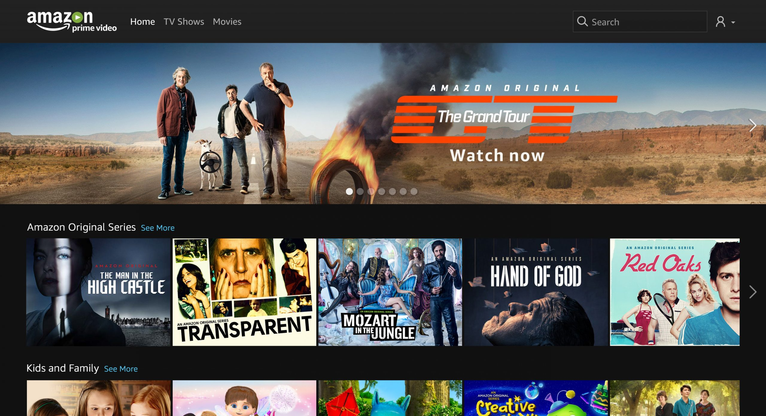 What's New On Amazon Prime Video July 2020