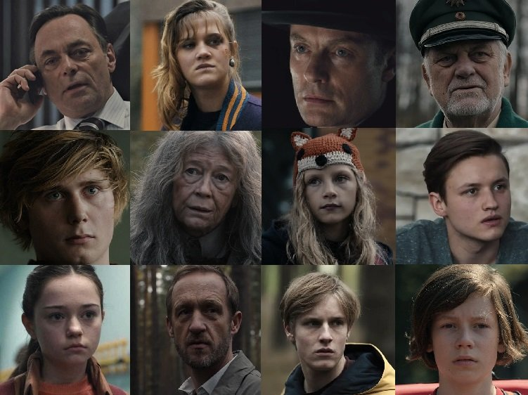 Netflix's Dark Top 8 Best Characters & Their Timelines