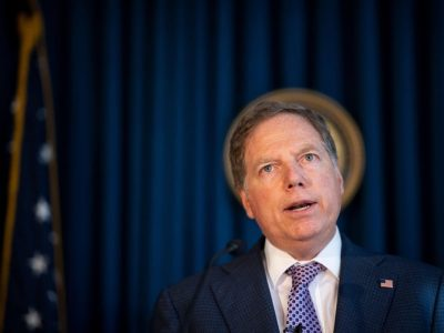 Manhattan U.S. Attorney Geoffrey Berman Resigned or got Fired?