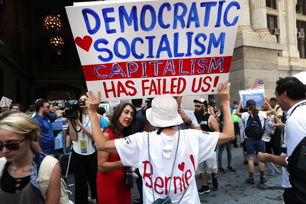 The Rise of Socialism in America