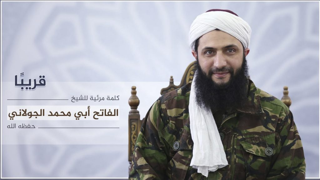 List of selected terrorist groups: Al-Nusra Front
