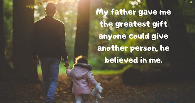 Happy Fathers Day In Heaven 2020