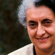 The Murder Of The First Lady Prime Minister Of India