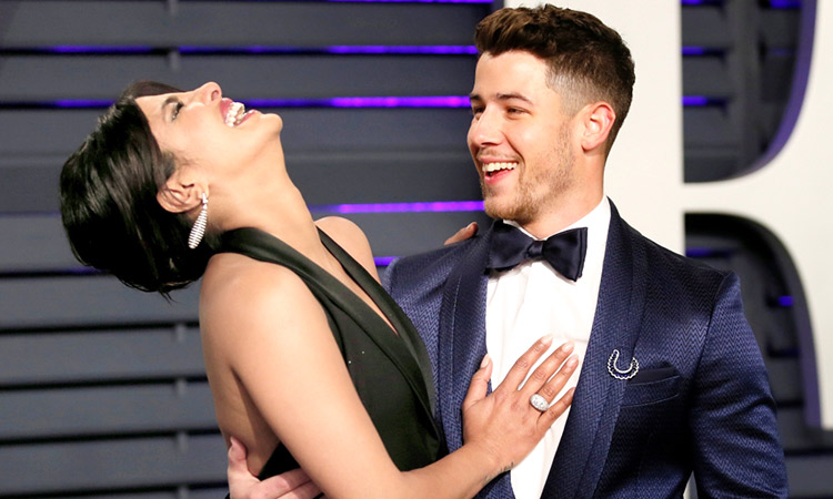 Actress Priyanka Chopra and Nick Jonas Demand Action Against Racism
