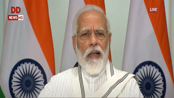 PM Modi Launches Auction of Coal Mines