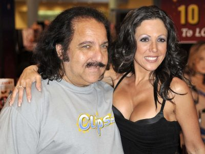 Ron Jeremy - Adult film star charged with rape of 3 women and sexual assault of 1