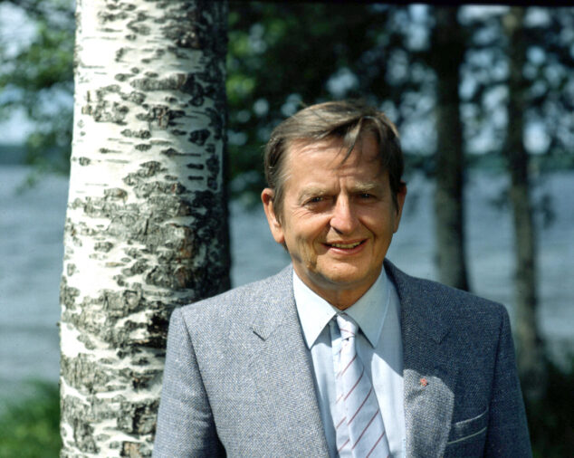 The assassination of Olof Palme