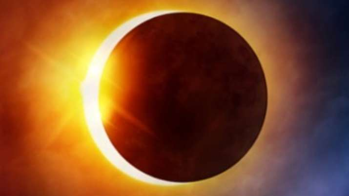 Solar Eclipse June 2020