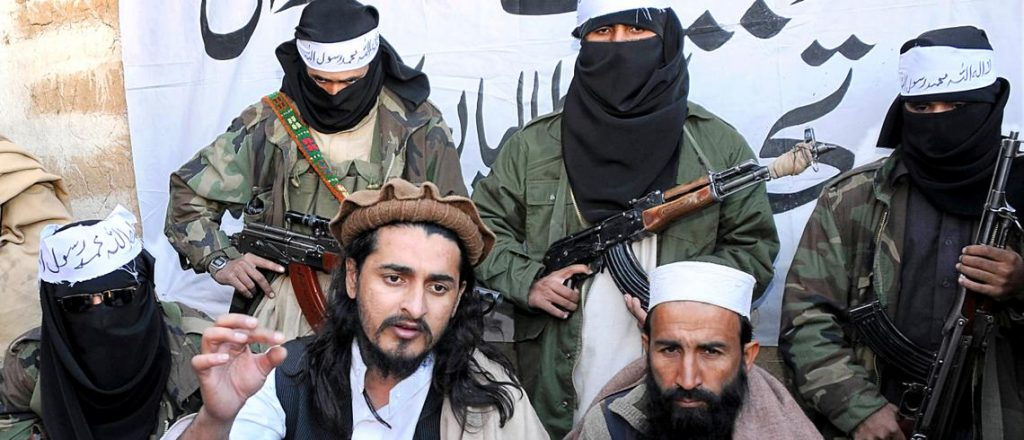 List of selected terrorist groups: Pakistani Taliban