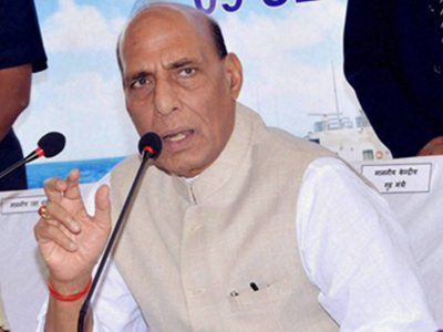 Rajnath Singh Russia Visit Live Updates: A Day Before Visit He Reviews China Border Situation