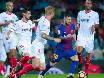 SEV vs BAR Live Score La Liga 2019-20 Barcelona Vs Sevilla Live Streaming And Watch Online Updates