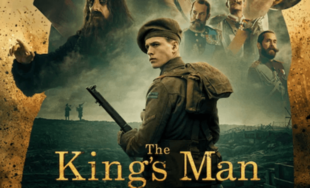The King's Man 2020 Trailer