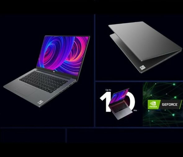 Xiaomi Launches New Laptop MI Notebook 14