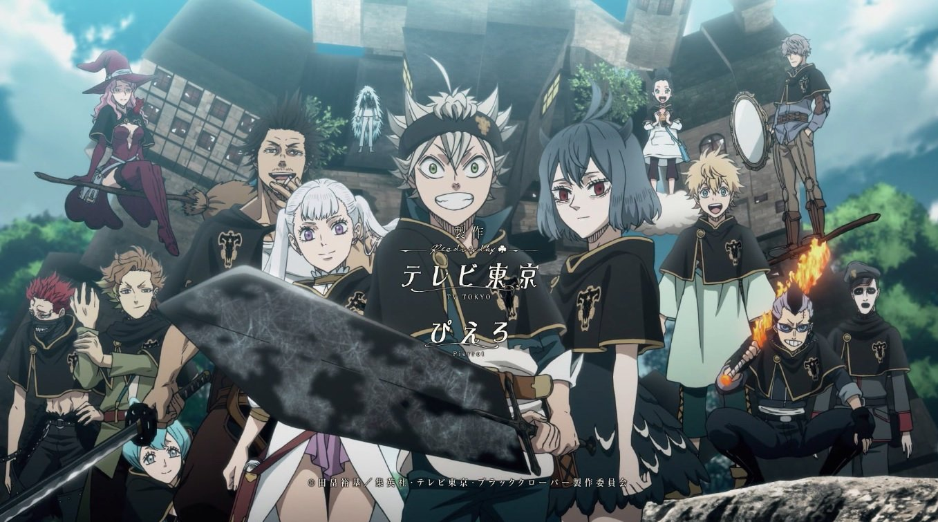 Black Clover Episode 134